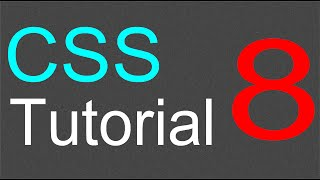 CSS Tutorial for Beginners - 08 - Font Family
