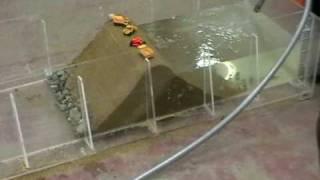 Model Dam Fail