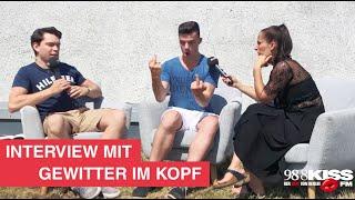 """Mit """"Gewitter Im Kopf"""" über Den Dächern Berlins – DAS INTERVIEW"""