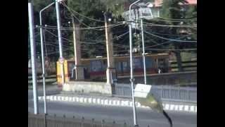 Trolleybuses in Gori, August 2009