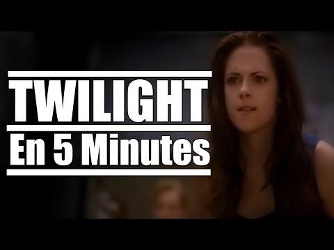 Twilight en 5 Minutes | Réupload