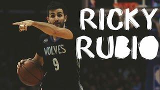 Ricky Rubio 2016 Mix  