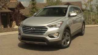 TEST DRIVE 2013 Hyundai Santa Fe XL