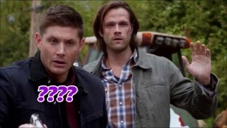 funny moments supernatural season 11 (episodes 1-9)