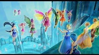 Barbie movie in english  - Fairytopia Magic of the Rainbow - Barbie Fairytopia