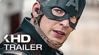 CAPTAIN AMERICA 3: Civil War Trailer 2 German Deutsch (2016)