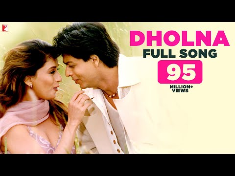 Xxx Mp4 Dholna Full Song Dil To Pagal Hai Shah Rukh Khan Madhuri Lata Mangeshkar Udit Narayan 3gp Sex