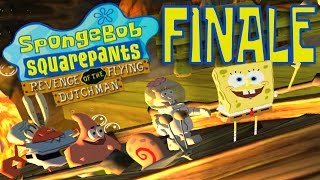 FLYING DUTCHMAN FINALE | SpongeBob SquarePants: RotFD | Ep. 13 (FINALE)