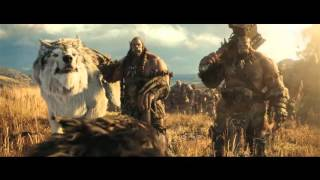 Warcraft Movie Trailer 2016 - Gust. Project 12
