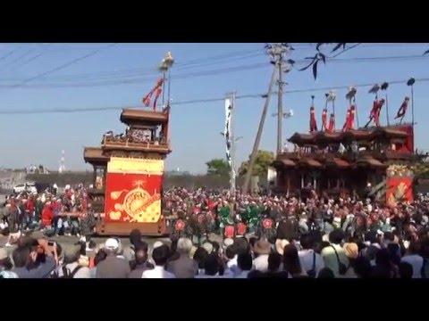 2016 亀崎� �干祭 後の日 ③