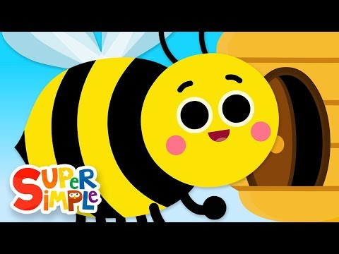 Xxx Mp4 The Bees Go Buzzing Kids Songs Super Simple Songs 3gp Sex