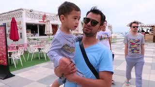 JANJI SUCI - Mama Papa Dan Raffatar Main Ke Dubai (14/1/18) Part 1