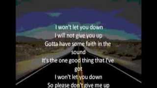 George Michael - Freedom 90 - Scroll Lyrics