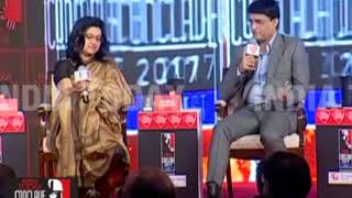 Sourav Ganguly & Dona Ganguly On Being Celebrities | India Today Conclave East 2017