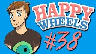 Happy Wheels - Part 38 | THE BLENDER!