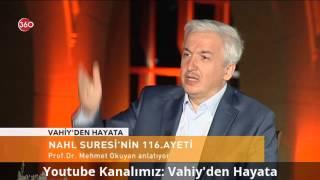 Din Adına Konuşanlar ve Helal-Haramlar - Prof. Dr. Mehmet Okuyan | HD