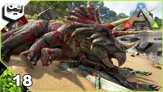 ARK Survival Evolved in romana | Extinction Core ep 18 | mi-a murit TOT!