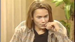 Best River Phoenix Interview 1988