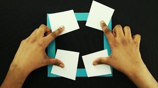3 Amazing Paper Tricks And Illusions