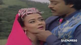 Raja Vikramarka movie songs - Konda Kona song - Chiranjeevi, Amala, Raadhika