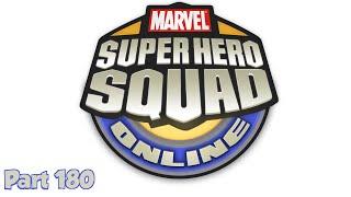 KLP Marvel Super Hero Squad Online Part 180 German   Black Widow in Symbi Oh No