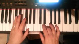How to play Lavender's Blue on piano from the Alfreds Basic Piano Library