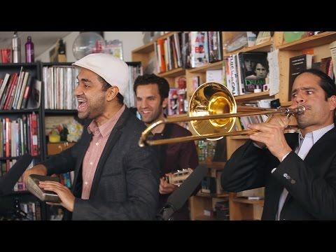 Los Hacheros NPR Music Tiny Desk Concert