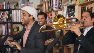 Los Hacheros: NPR Music Tiny Desk Concert