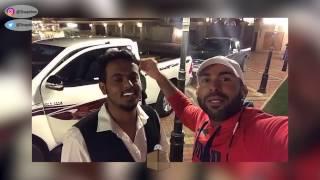 يزيد الراجحي - يهدي صديقه سياره ويخيره بين هايلكس ومايباخ .. الصدمه بالفيديو !!!!