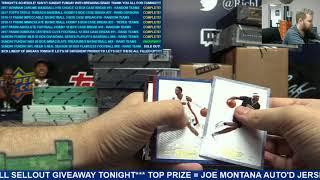 Sunday Funday NBA 20 Box Immaculate Treasures High End Basketball Mixer – RANDOM TEAMS