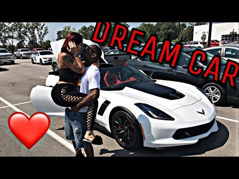 SURPRISING MY HUSBAND WITH HIS DREAM CAR THE PRINCE FAMILY