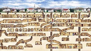 MOST AMAZING Underground Cities You WON