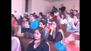 Kunju Chanchalo Himachali folk fusion||HP university||| Amit Mahant || Pankaj kathania