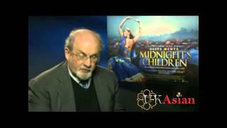 Salman Rushdie interview- Midnight's Children