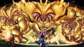 YuGiOh RAID  BOSS DUELS   Yugi vs 3x EXODIA   EXODIA OBLITERATE!!