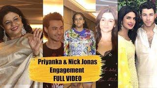 Priyanka+Chopra+and+Nick+Jonas+Engagement+FULL+VIDEO+%7C+Part+-+02+%7C+Aayush%2C+Madhu+Chopra%2C+Alia+Bhatt