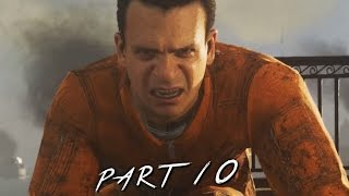 Call of Duty Infinite Warfare Walkthrough Gameplay Part 10 - Prisoner - Campaign Mission 10 (COD IW)