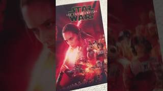 Star Wars The Force Awakens - Blufans OAB Double Sided Lenticular