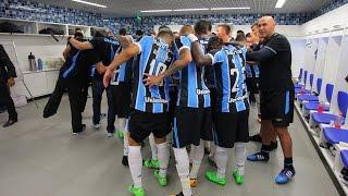 [BASTIDORES] Grêmio 4 x 0 LDU (Libertadores da América) l GrêmioTV