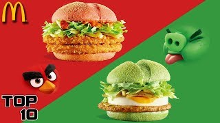 Top 10 Discontinued Fast Food Items We All Miss - Part 8