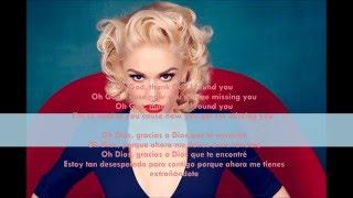 Gwen Stefani - Make Me Like You Lyrisc /Sub Ingles - Español