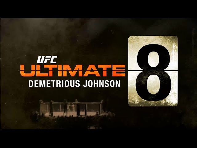 The Ultimate Fighter Finale: Ultimate 8 - Demetrious Johnson