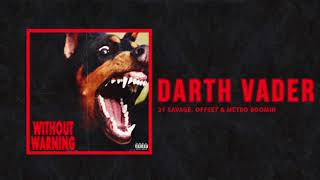 """21 Savage, Offset & Metro Boomin - """"Darth Vader"""" (Official Audio)"""