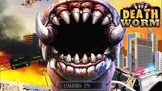 Death Worm - Giant Monster Part 4 - Jungle Fever | Eftsei Gaming