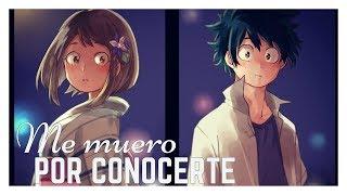 ME MUERO POR CONOCERTE - JuankiBoom (ft. Melocotona) (Cover Alex Ubago)
