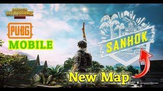 Finally PUBG Mobile NEW Sanhok Map Release | New Sanhok Map In PUBG Mobile Released