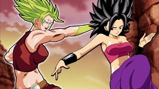 Dragonball Super Folge/Episode 93 Spoiler: Kale (Weiblicher Broly) wahres Potential!