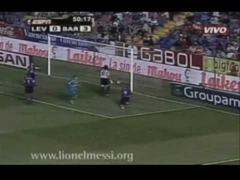Messi Jugadas y goles Parte 2