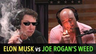 Elon Musk vs Joe Rogan
