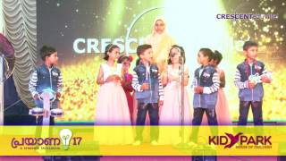 crescenteduville kids welcome song